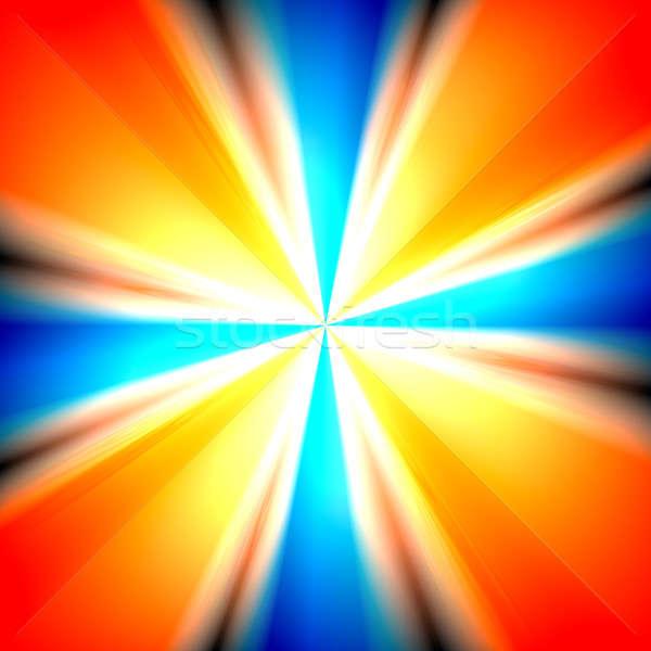 Colorful Vortex Stock photo © ArenaCreative