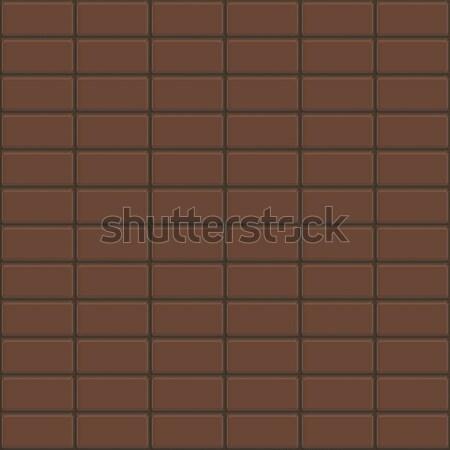 Chocolate Bars Stock photo © ArenaCreative