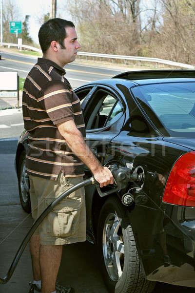 High Gas Prices Stock photo © ArenaCreative