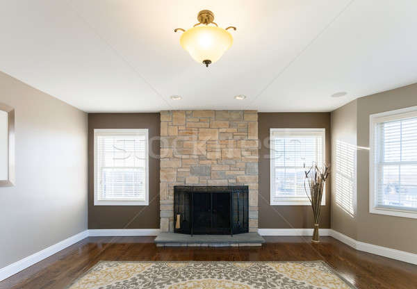 Home woonkamer interieur mooie kamer moderne Stockfoto © arenacreative