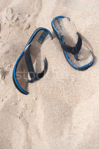 Flip Flop Beach Sandals Stock photo © ArenaCreative