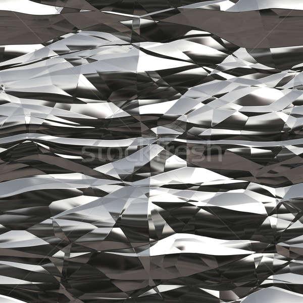 Végtelenített ráncos textúra nagyszerű absztrakt terv Stock fotó © arenacreative