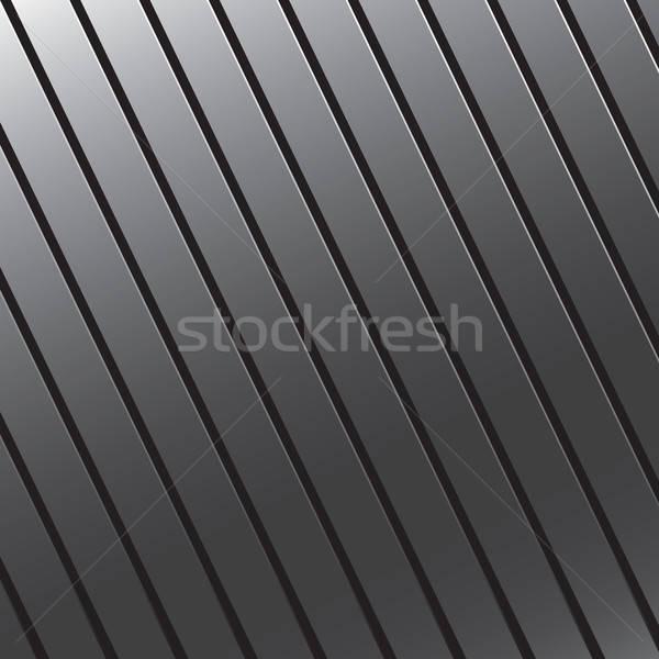 Grooved Metal Texture Stock photo © ArenaCreative