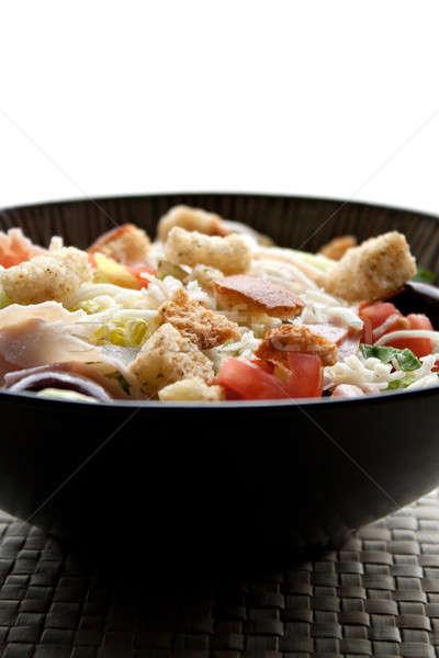 Antipasto Chefs Salad Stock photo © ArenaCreative