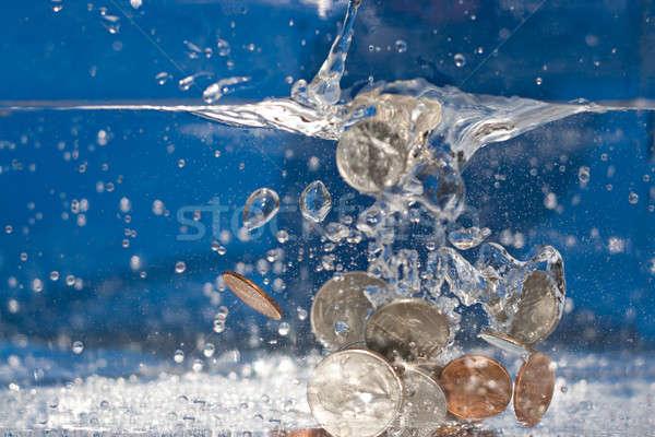 Money Down the Drain Stock photo © ArenaCreative