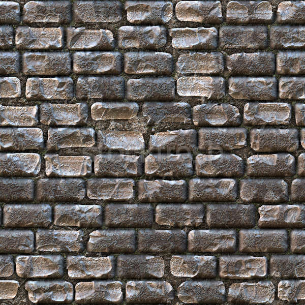 Cobblestone Texture Stock photo © ArenaCreative