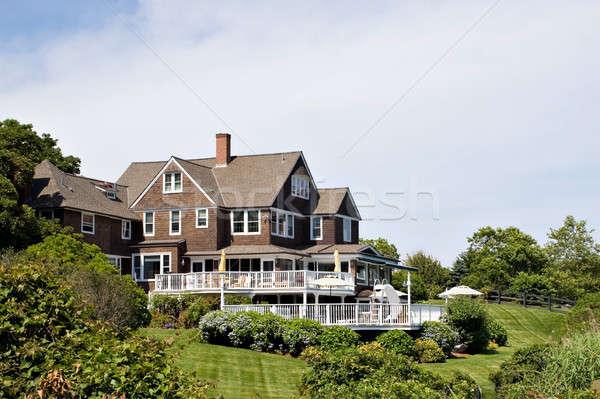Large Luxury Home Stock photo © ArenaCreative