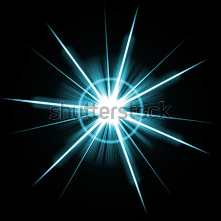Abstract Lens Flare Stock photo © ArenaCreative