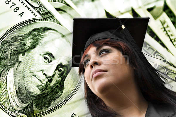 College Tuition Expenses Stock photo © ArenaCreative