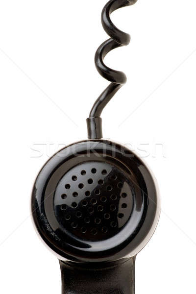 Old Phone Handset Hanging Stock photo © ArenaCreative