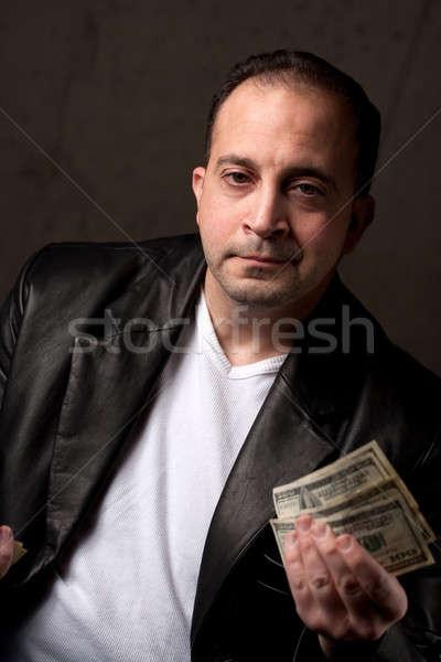 Man With Money Stock photo © ArenaCreative