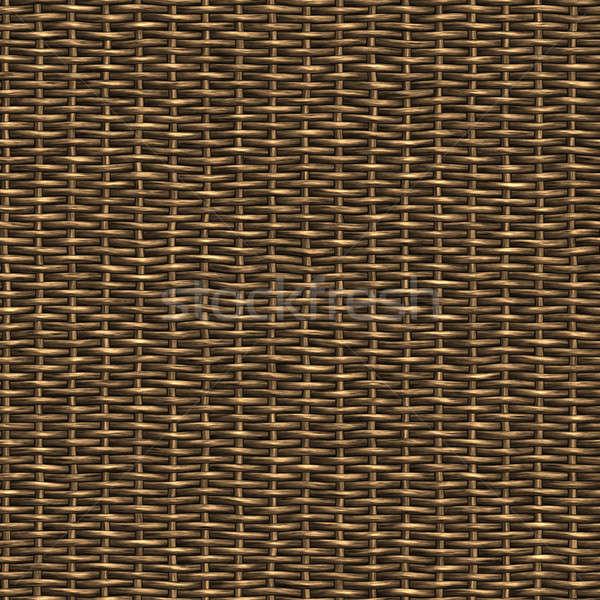 Wicker Texture Stock photo © ArenaCreative