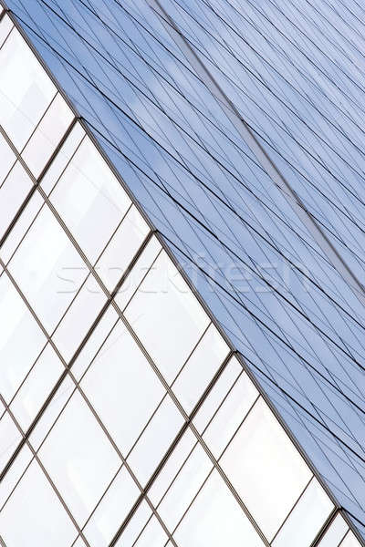 Contemporary High Rise Stock photo © ArenaCreative