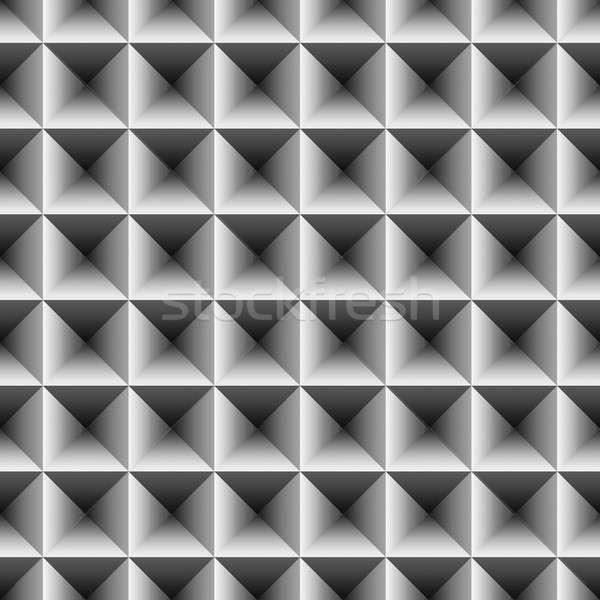 Indented Metal Pattern Stock photo © ArenaCreative