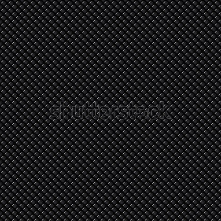 Dark Carbon Fiber Stock photo © ArenaCreative