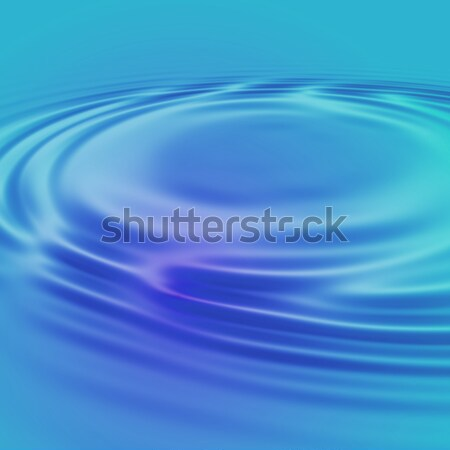 gentle blue water ripples Stock photo © ArenaCreative