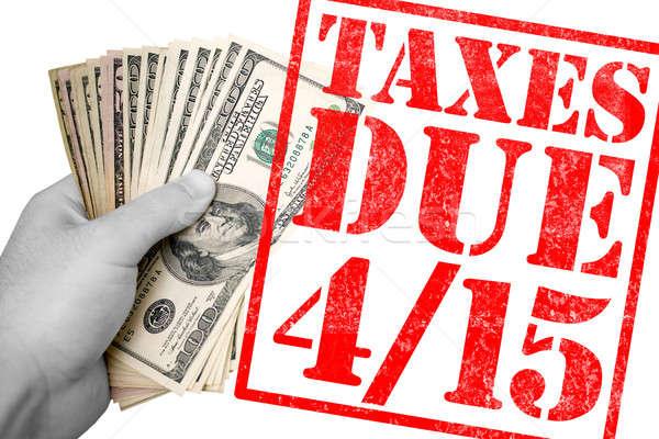 Stock photo: Tax Time