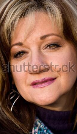 Spanish Eyes Stock photo © ArenaCreative