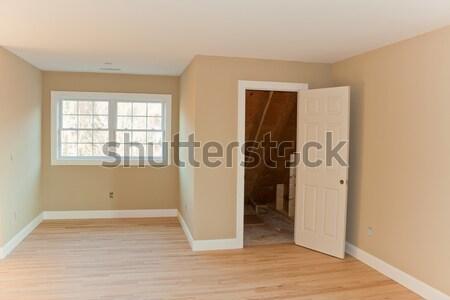 牌 新 房間 室內 新 房子內部 商業照片 © ArenaCreative