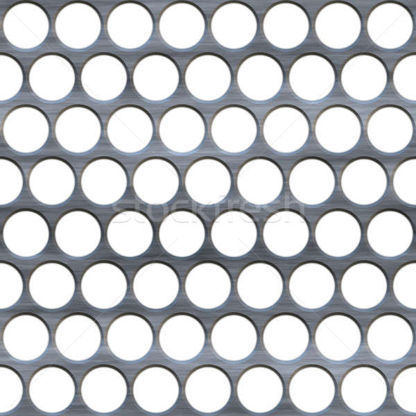 Metal Grille Stock photo © ArenaCreative