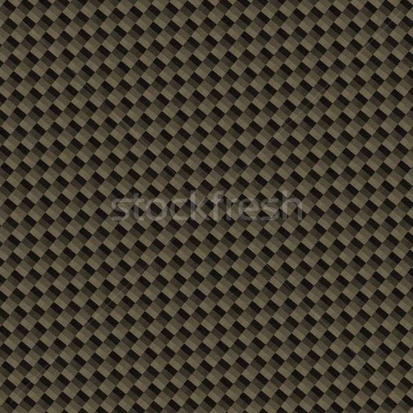 Render karbon fiber model doku can her ikisi de Stok fotoğraf © ArenaCreative