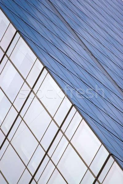 Modern Office Sky Scraper Stock photo © ArenaCreative