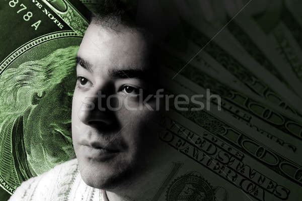 Financial Worries Stock photo © ArenaCreative