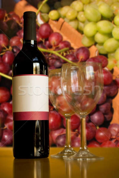 Wine Industry Stock photo © ArenaCreative