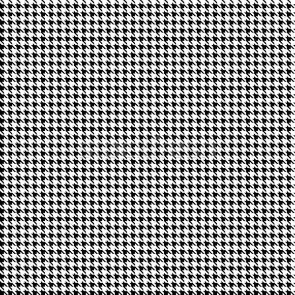 Stretto pattern bianco nero senza soluzione di continuità texture sfondo Foto d'archivio © ArenaCreative