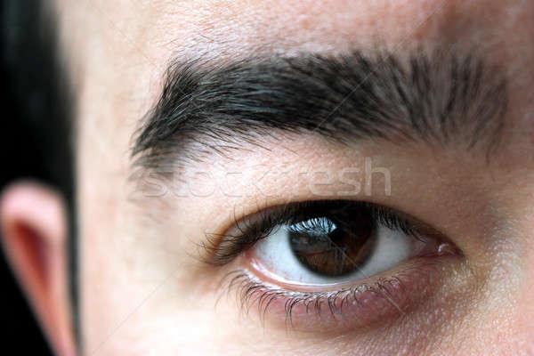 Eye Closeup Stock photo © ArenaCreative