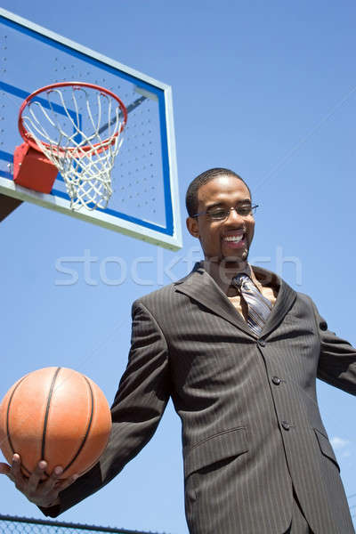Basketball Professional Stock photo © ArenaCreative