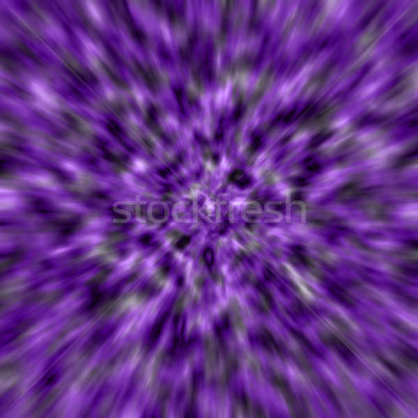 Viola zoom Blur abstract sfondo wallpaper Foto d'archivio © ArenaCreative