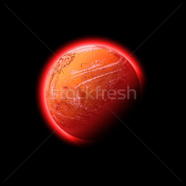 space planet Stock photo © ArenaCreative