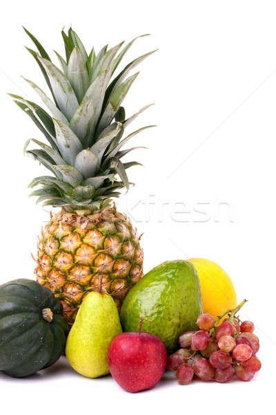 Fresh Fruits and Produce Stock photo © ArenaCreative