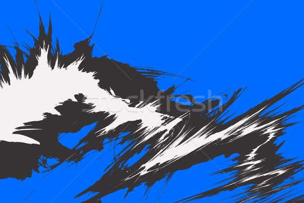 ファンキー バースト レイアウト 実例 フレア ストックフォト © ArenaCreative