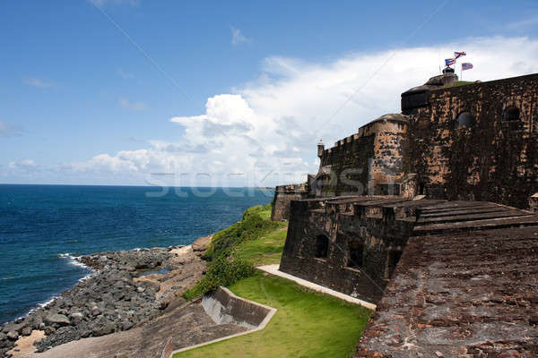 El Morro Fort Stock photo © ArenaCreative