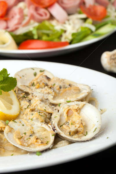 Zuppa Di Clams Stock photo © ArenaCreative