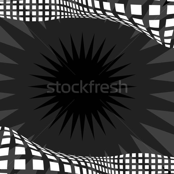 Abstract Squares Frame Stock photo © ArenaCreative