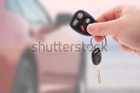 Stock photo: Drunk Driving