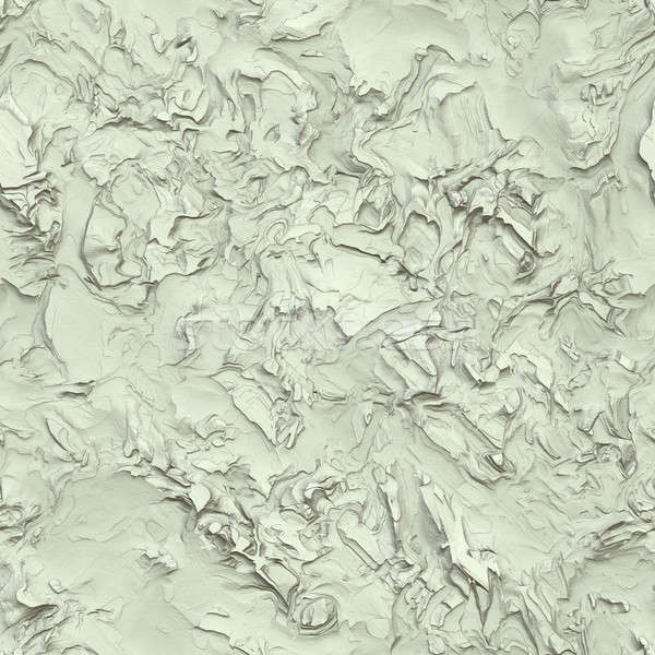 Bianco stucco pattern piastrelle abstract design Foto d'archivio © ArenaCreative