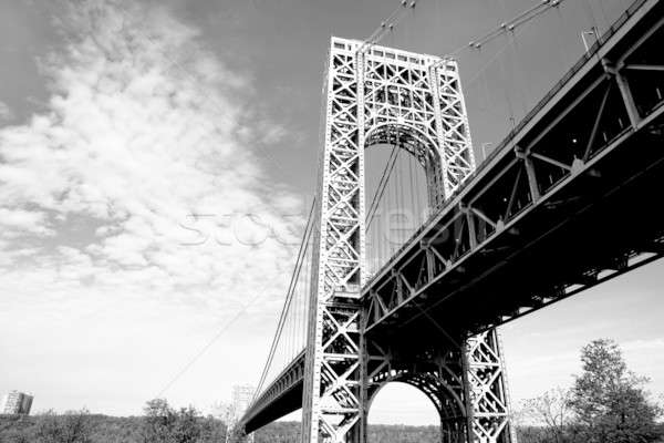 New York City George Washington Bridge  Stock photo © ArenaCreative