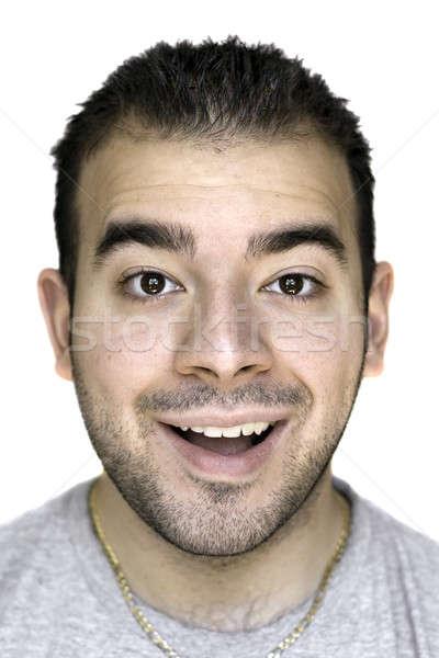 Happy Dude Stock photo © ArenaCreative
