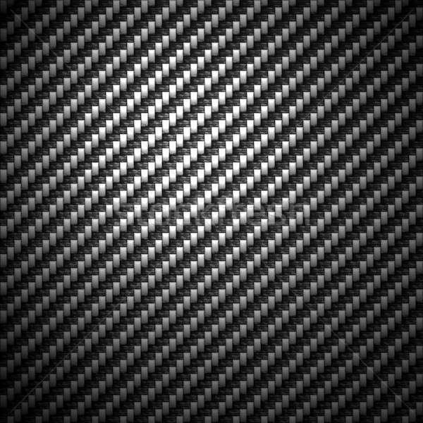 Carbon Fiber Material Background Stock photo © ArenaCreative