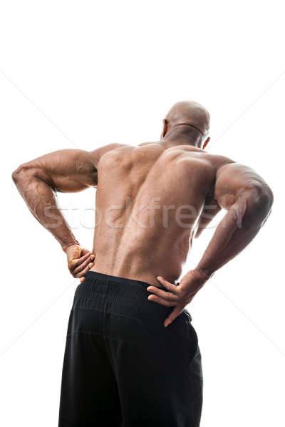 Low Back Pain Stock photo © arenacreative