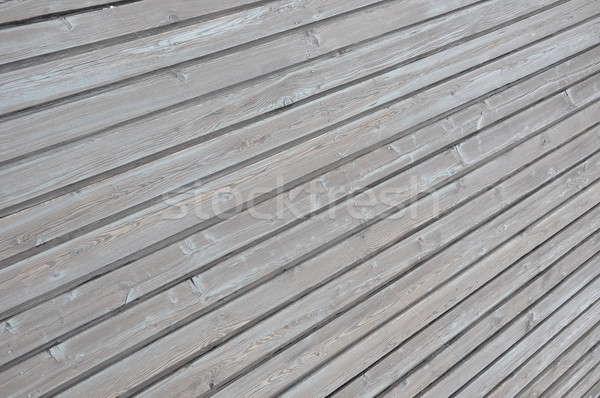 Edad naturales madera casa textura árbol Foto stock © Arezzoni