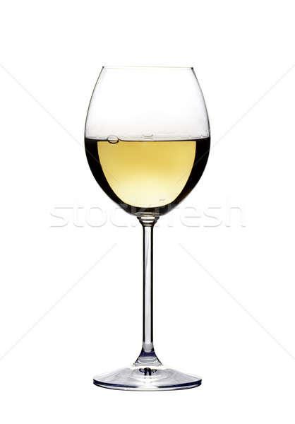 şarap görmek beyaz parti Stok fotoğraf © Ariusz