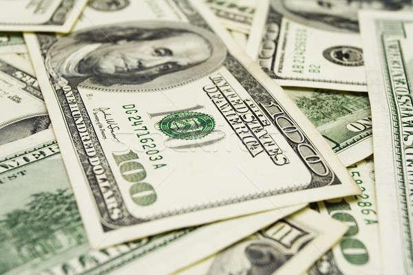 Dolar 100 banka nakit zengin ABD Stok fotoğraf © Ariusz