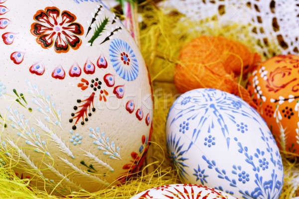 Easter-egg Stock photo © Ariusz