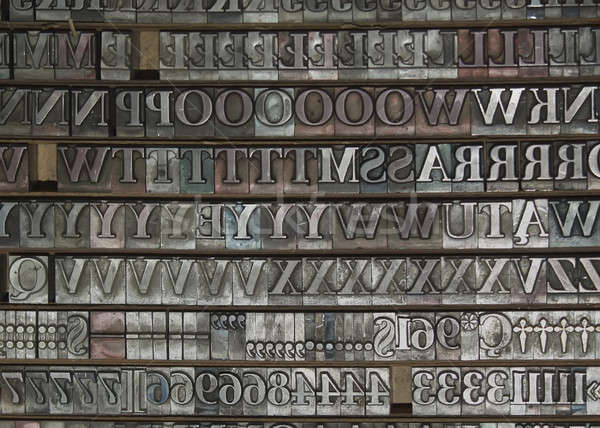 typography Stock photo © Ariusz