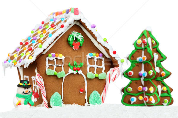 gingerbread house Stock photo © Ariwasabi